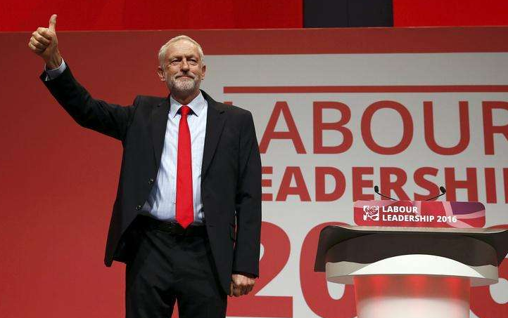 如果工党赢得多数选票,英镑将会在大选后引发恐慌