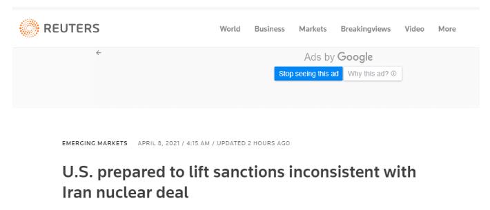 美国准备解除对伊制裁,数字货币血洗一夜,什么情况?美联储继续大放水,中概股杀跌为哪般?